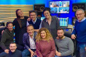 01 Con UCCIO DE SANTIS & Friends in studio