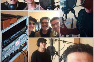 Con G. DI TONNO, M. SETTI, V. MATTEUCCI e G. GALATONE per incisione Disco